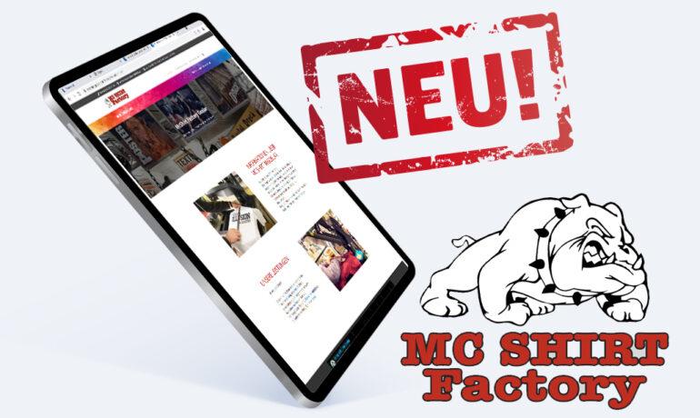 Unsere neue Seite ist online