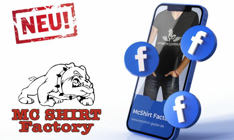 McShirt bei Facebook